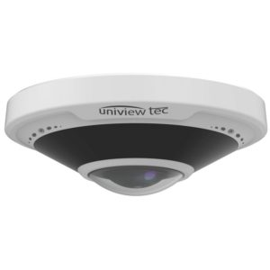 4MP 180° True Day/Night IR Panoramic Dome Camera_Side View