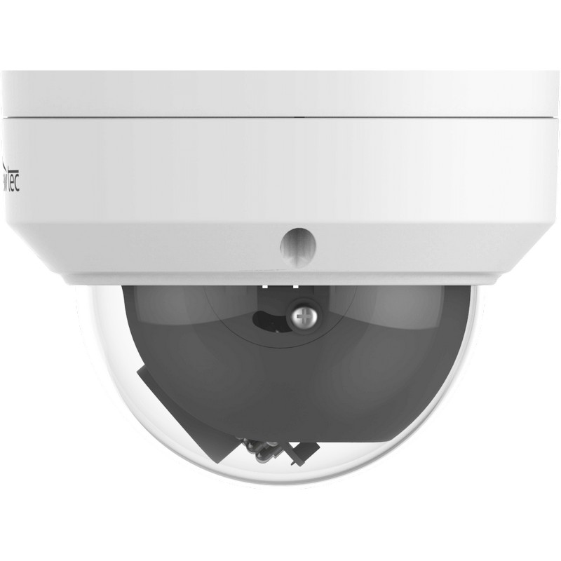4MP True Day/Night WDR IR Fixed Lens Vandal Dome_Side View