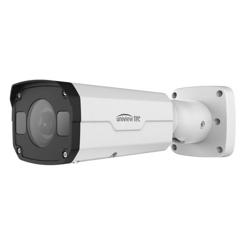 4K Bullet Camera, 2.8-12mm, MTR, TDN, WDR, 164ft IR, SD Slot, IP67, 12V/PoE