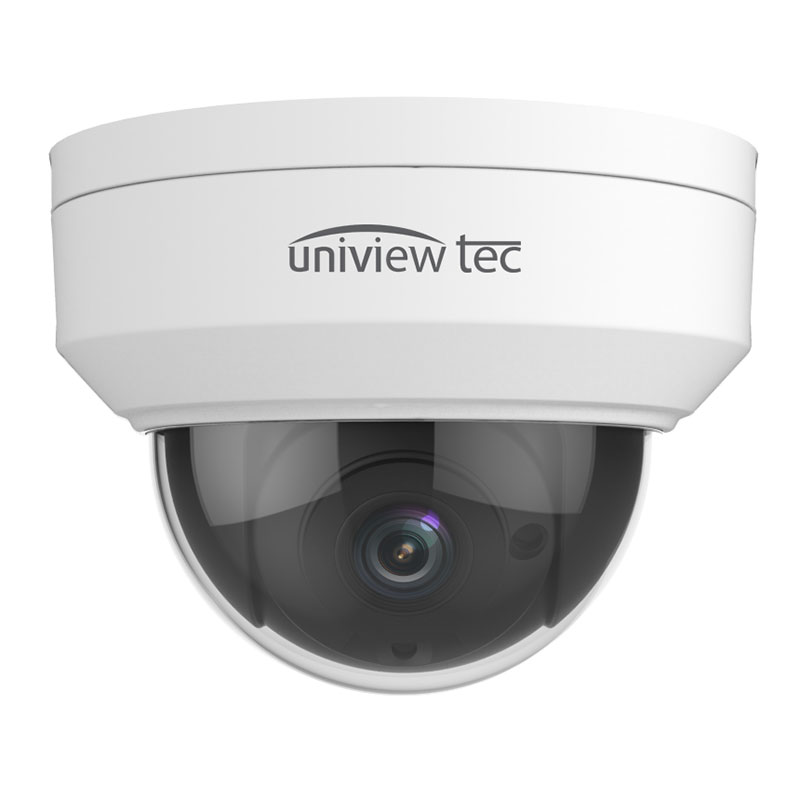 5MP Vandal Dome Camera, Starview, 4mm fixed lens, TDN, WDR, 98ft IR, SD Slot, IP67, 12V/PoE