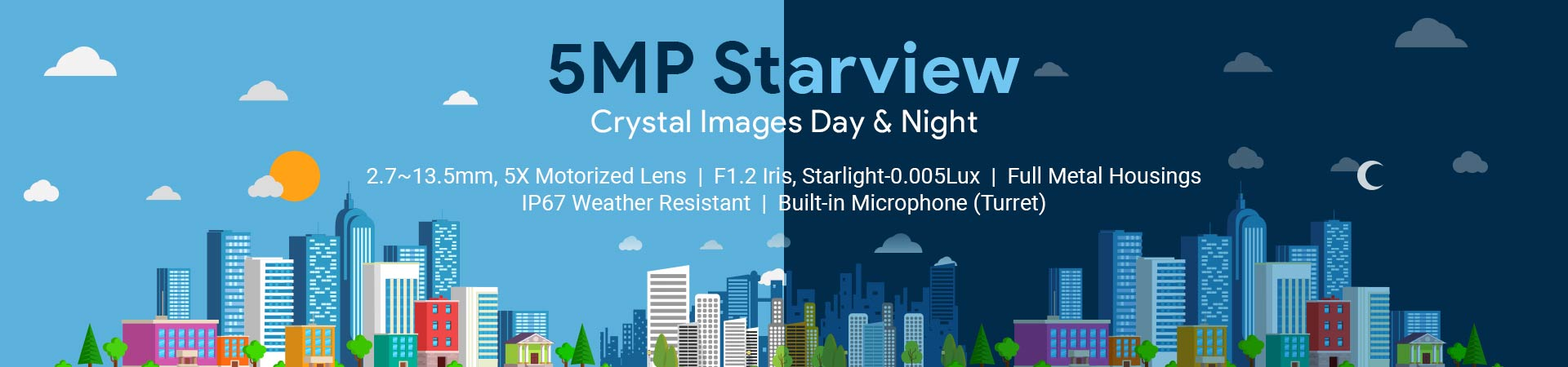 5MP Starview Products