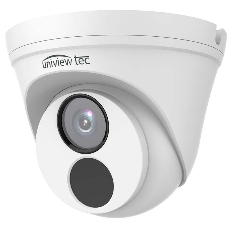 4MP True Day/Night WDR IR Fixed Lens Turret Dome Camera