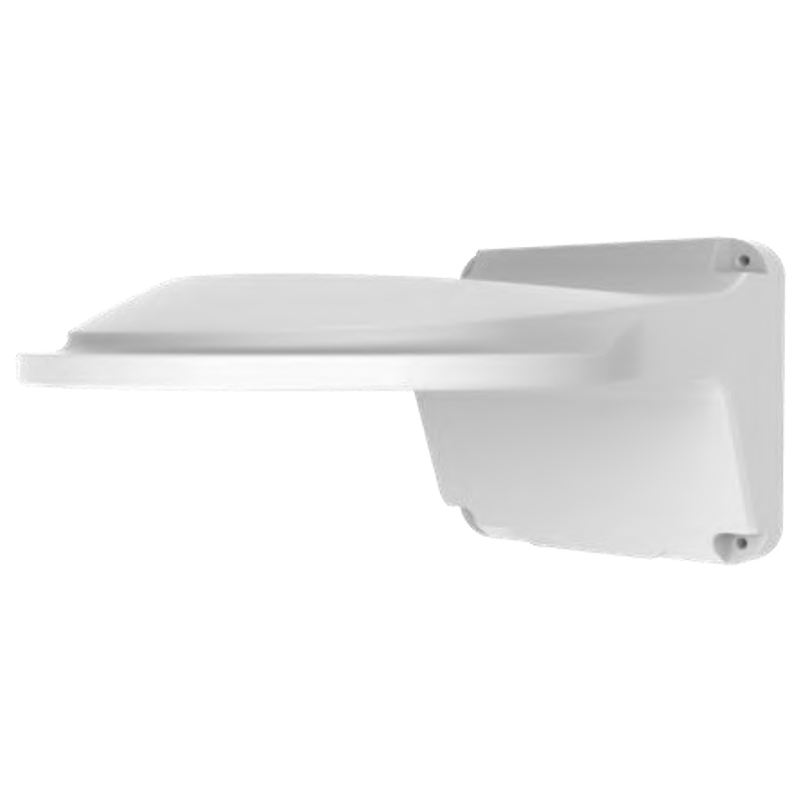 Fixed Dome Wall Mount 188 x 126 x 126mm_Side View