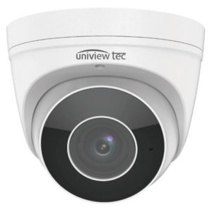 5MP Turret Camera, Starview, 2.7-13.5mm, MTR, TDN, WDR, 98ft IR, SD Slot, IP67, 12V/PoE_front view