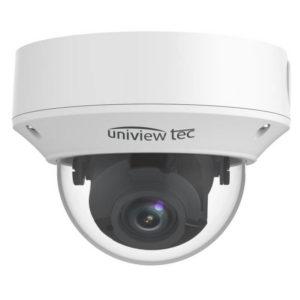 4K Vandal Dome Camera, 2.8-12mm, MTR, TDN, WDR, 98ft IR, SD Slot, IP67, 12V/PoE_Front View01