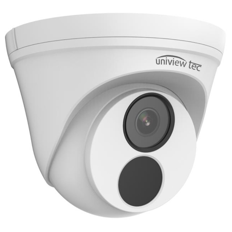 5MP Fixed Lens Turret Dome